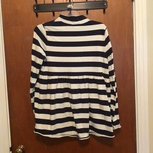 Free People Mock Neck Top Size M